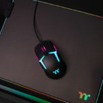 Thermaltake presenta il nuovo Level 20 RGB Gaming Mouse Pad