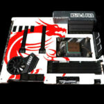 Cover Armour per la scheda madre MSI X570-A PRO by by Mayhem Modz