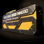 Backplate INNO3D GEFORCE RTX 2080 SUPER TWIN X2 OC Borderlands 3 Limited Edition by Mayhem Modz