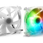 Sharkoon SHARK Disc   Ventola silenziosa con illuminazione RGB personalizzabile