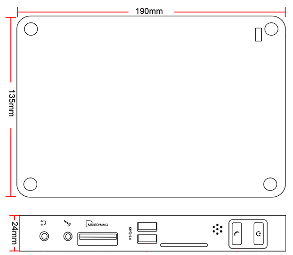 foxconn_nanopc_nt-a3550_dimensioni