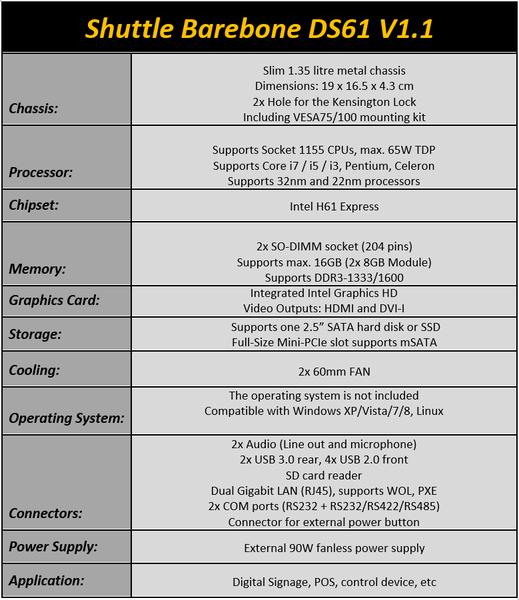 034-shuttle-ds61-minipc-tabella-specifiche-tecniche