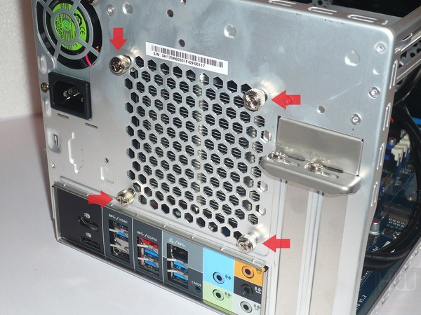 083-shuttle-sh170r6-foto-minipc-installazione-componenti-cpu-fissaggio-convogliatore
