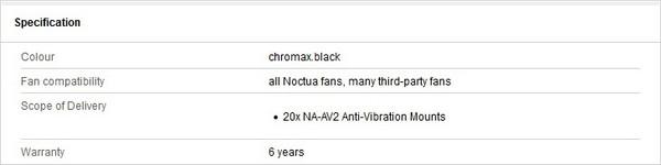Noctua_Chromax_-_specifiche_e_features_-_8