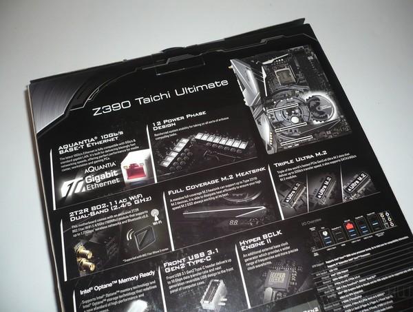 020-asrock-z390-taichi-ultimate-foto-confezione-retro-dettagli