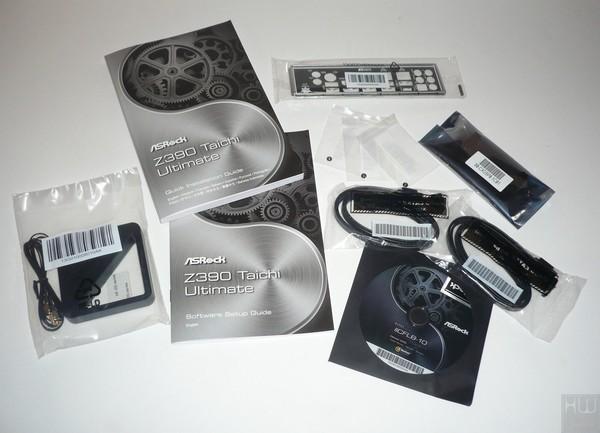 029-asrock-z390-taichi-ultimate-foto-confezione-interno-bundle-completo