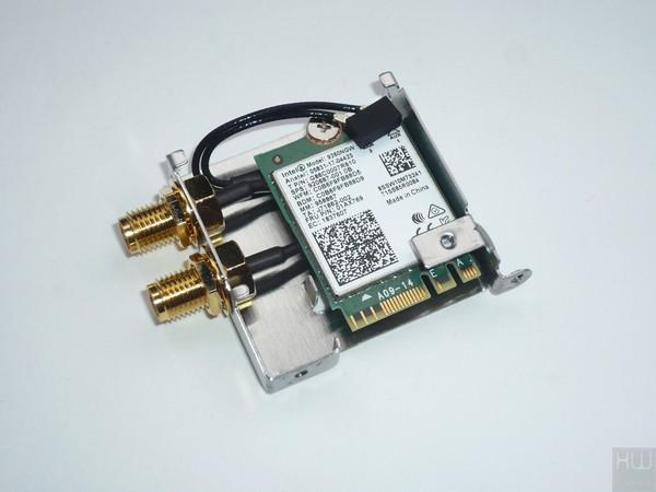 074-asrock-z390-taichi-ultimate-foto-scheda-particolare-modulo-wireless