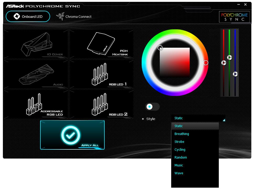 ASRock X399 Phantom Gaming 6 - AMD X399 - Socket TR4