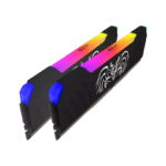 S3+ DRAGONHEART RGB DDR4-2666 16GB Dual-Channel Kit [S3L4N26-16162CRGB]