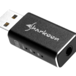 Sharkoon Gaming DAC Pro S: Scheda audio esterna USB Hi-Res Audio