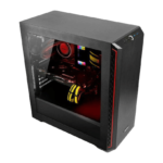 Antec P7 Window Red Edition: entry-level di classe!