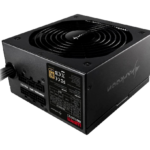 Sharkoon WPM Gold Zero 550W: PSU Semi Modulare 80Plus Gold!