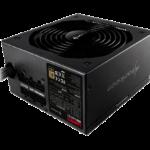 Sharkoon WPM Gold Zero 550W: PSU Semi Modulare 80Plus Gold!