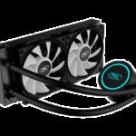 DeepCool GAMMAXX L240 V2 RGB – CPU AIO Liquid Cooler [DP-H12RF-GL240V2]