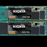 KIOXIA EXCERIA SSD M.2 PCIe NVMe 500GB [LRC10Z500GG8]