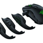 Con il nuovo Razer Naga Pro ti porti a casa tre mouse in uno