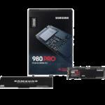 SAMSUNG 980 PRO PCIe 4.0 NVMe M.2 SSD 250GB [MZ-V8P250BW]