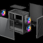 DeepCool Matrexx 40 3FS: Case economico ma di elevata qualità!