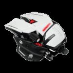 Mad Catz R.A.T. 8+ Fully Adjustable Gaming Mouse White: Il TOP per il gioco!