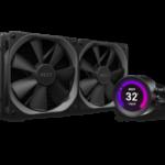 NZXT Kraken Z63 280mm Liquid Cooler con Display LCD [RL-KRZ63-01]